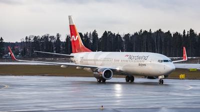 A picture of VQBDC - Boeing 7378SH - Nordwind Airlines - © Vladislav Luskatov