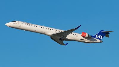 EI-GEF - Bombardier CRJ-900ER - Scandinavian Airlines (Cityjet)