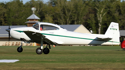 N75PM - North American Navion A - Private