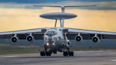 RF-50601 - Beriev A-50 Mainstay - Russia - Air Force