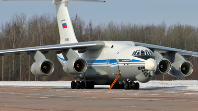 RF-78660 - Ilyushin Il-76MD-90A - Russia - Air Force