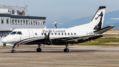 C-GOIA - Saab 340B - Pacific Coastal Airlines