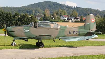 A picture of HBRCL - Pilatus P305 - [51160] - © Markus Buttinger