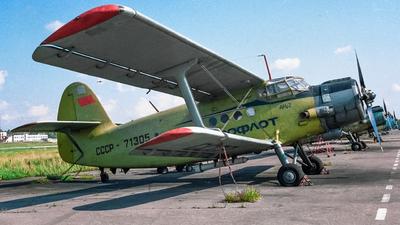CCCP-71305 - PZL-Mielec An-2R - Aeroflot