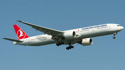 TC-LKA - Boeing 777-36NER - Turkish Airlines