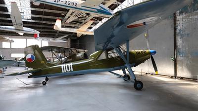 1101 - Aero L-60 Brigadýr - Czech Republic - Air Force