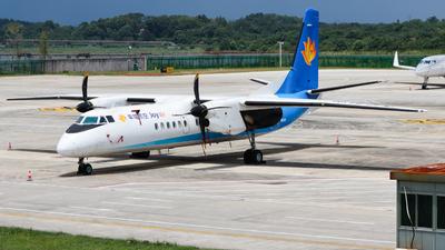 B-3705 - Xian MA-60 - Joy Air