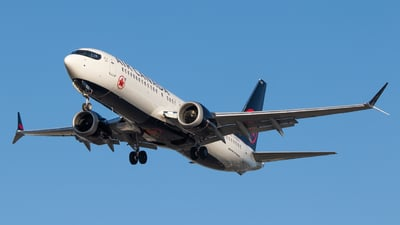 A picture of CGEIV - Boeing 737 MAX 8 - Air Canada - © IAmGroot