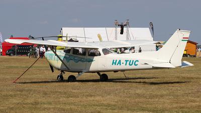 HA-TUC - Reims-Cessna FR172H Reims Rocket - Private