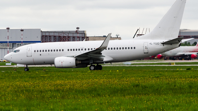 4L-TGO - Boeing 737-7CT - Georgian Airways