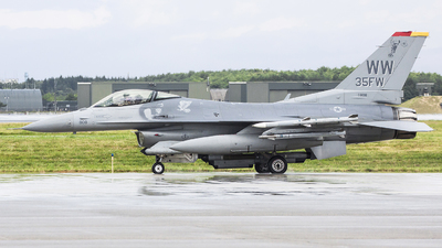 90-0808 - Lockheed Martin F-16CJ Fighting Falcon - United States - US Air Force (USAF)