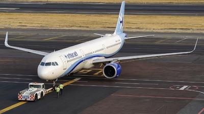 A picture of XADBR - Airbus A321251N - [8353] - © Mauri_0307