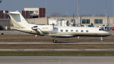 N181CR - Gulfstream G-IV - Private