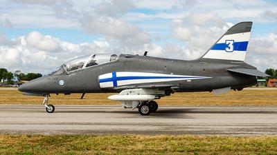 HW-339 - British Aerospace Hawk Mk.51 - Finland - Air Force