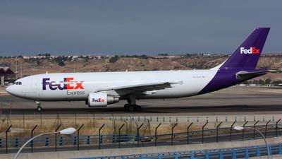 N742FD - Airbus A300B4-622R - FedEx
