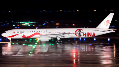 B-2006 - Boeing 777-39LER - Air China