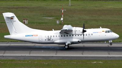 F-WWLJ - ATR 42-600 - EasyFly