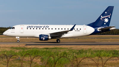 VH-ANO - Embraer 170-100LR - Air North