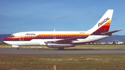 N465AC - Boeing 737-293 - Air California