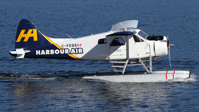 C-FEBE - De Havilland Canada DHC-2 Mk.I Beaver - Harbour Air