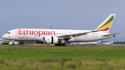 A picture of ETAOV - Boeing 7878 Dreamliner - Ethiopian Airlines - © Lorenz Kafenda