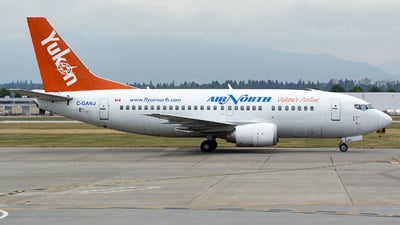 C-GANJ - Boeing 737-548 - Air North
