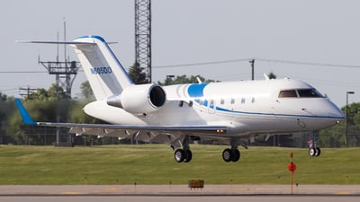 A picture of N605DD - Bombardier Challenger 605 - Delta Private Jets - © Jeremy D. Dando