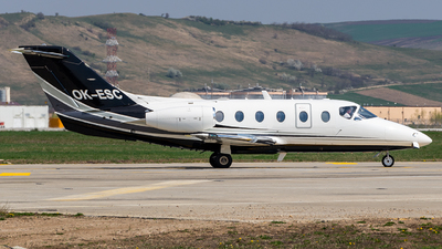 OK-ESC - Beechcraft 400A Beechjet - Time Air