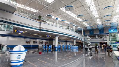 ZKWS - Airport - Terminal