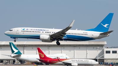 B-5386 - Boeing 737-86N - Xiamen Airlines