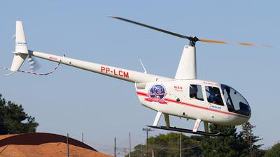 PP-LCM - Robinson R44 Raven II - Avalon Táxi Aéreo