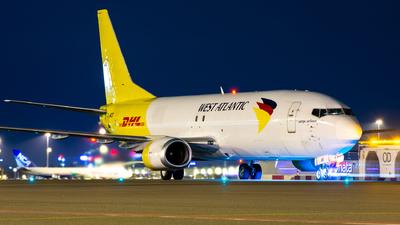 A picture of GJMCR - Boeing 7374Q8(SF) - [25372] - © Dutch