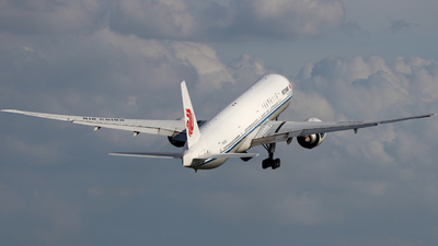 B-2039 - Boeing 777-39LER - Air China