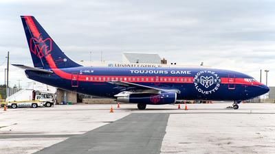 C-GNLW - Boeing 737-2R4C(Adv) - Nolinor Aviation