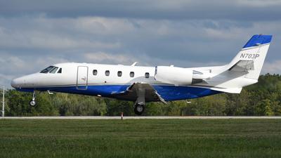 N703P - Cessna 560XL Citation Excel - Private