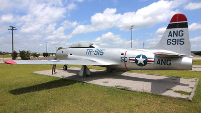 51-6915 - Lockheed T-33A Shooting Star - United States - US Air Force (USAF)