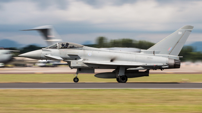 ZK352 - Eurofighter Typhoon FGR.4 - United Kingdom - Royal Air Force (RAF)