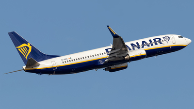 A picture of EIEBX - Boeing 7378AS - Ryanair - © Rui Sequeira