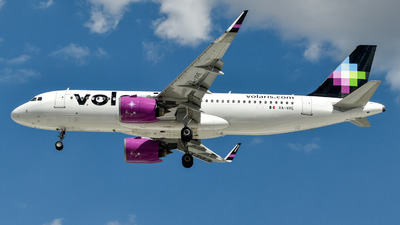 XA-VRE - Airbus A320-271N - Volaris