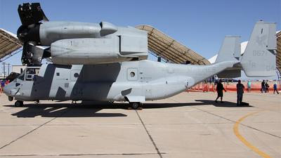168671 - Boeing MV-22B Osprey - United States - US Marine Corps (USMC)
