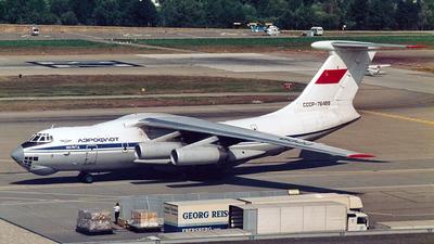 CCCP-76488 - Ilyushin IL-76TD - Aeroflot