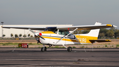N241RG - Cessna 172M Skyhawk - Private