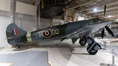PR536 - Hawker Tempest Mk.II - United Kingdom - Royal Air Force (RAF)