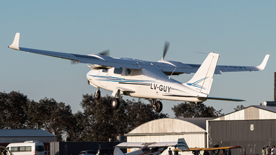 LV-GUY - Tecnam P2006T - Private