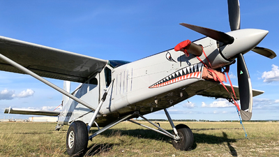 F-GKIA - Pilatus PC-6/B2-H2 Turbo Porter - Private