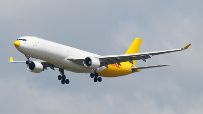 EI-HEA - Airbus A330-322P2F - ASL Airlines