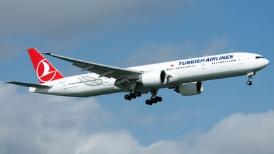 TC-LKB - Boeing 777-36NER - Turkish Airlines