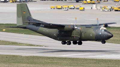 50-53 - Transall C-160D - Germany - Air Force