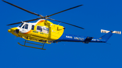 VH-XCY - Bell 412EP - LifeFlight Australia