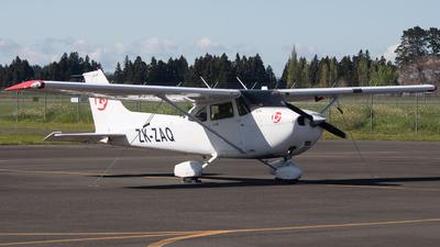 ZK-ZAQ - Cessna 172S Skyhawk SP - L3 Airline Academy